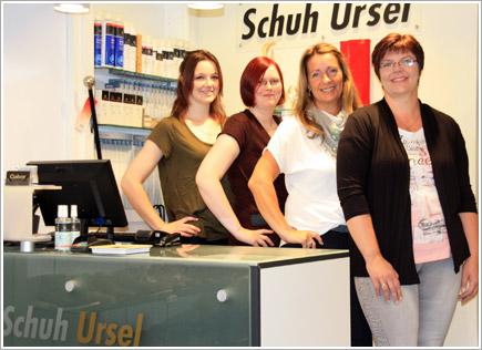 Team Schuh Ursel